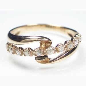 10年分の愛を込めてスィートt10ダイヤモンドリング