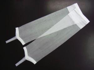 着物&振袖成人式に 和装ストッキングひざ下タイプ