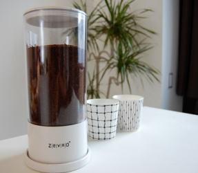 【ZEVRO(ゼブロ) コーヒーディスペンサー】コーヒー ディスペンサー、珈琲 ディスペンサー、キッチン コーヒー