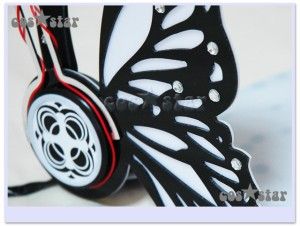 ★VOCALOID風 ヘッドセット ホワイト♪限定色 小物 ・ 武器・装備 コスプレ★ (アニメ ゲーム コススター)