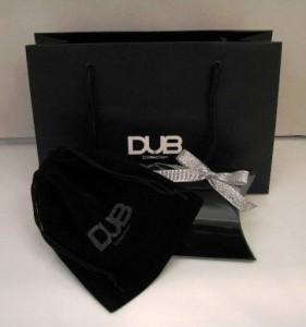 送料無料【DUB collection】シルバーリング ゴツめだけど繊細なデザインDUBj-17