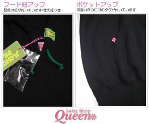 【75%OFF】(送料無料)プリントパーカ(Shopping−rabi)/MON08TS-2205