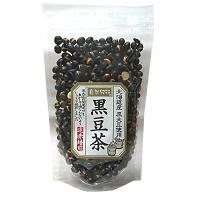 自然紀行 黒豆茶 300g 【北海道産黒大豆使用】