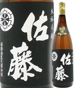 佐藤酒造 本格芋焼酎 佐藤 黒 25度 1800ml