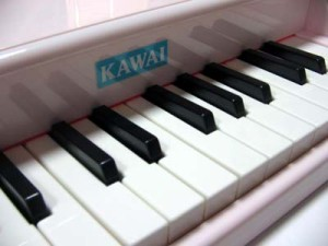 【次回1月入荷予定】KAWAI カワイ ミニピアノP-25