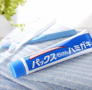 太陽油脂 石鹸ハミガキ 140g