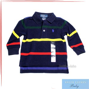 あす着 ポロ ラルフローレン POLO RALPH LAUREN ポロシャツ ベビー服 380119282-041