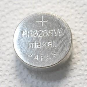 時計用ボタン電池【SR626SW(377)】 100個入