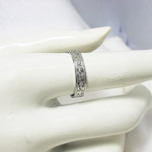 ペアリング 結婚指輪★4mm幅 マリッジリング プラチナ900/送料無料