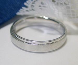 高品質【ペア価格 結婚指輪】プラチナ 2点セット(G) ペアリング マリッジ 文字入れ無料/ケース無料/送料無料