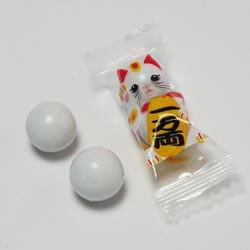 [送料無料] 招き猫チョコレート[70g] 1袋 カワイイねこ/子供のおやつ/ホワイトデー/プレゼント/プチギフト/いなべ常温/[ネコポス便]