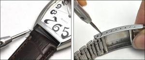 【時計用工具】バネ棒外し工具 (Y型・I型)〜ベルト交換やサイズ調整時に〜