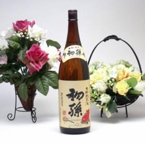 東北銘醸 初孫 生もと純米酒 1800ml
