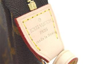 【新品・正規品】ルイヴィトン モノグラム アクセサリーポーチ M51980