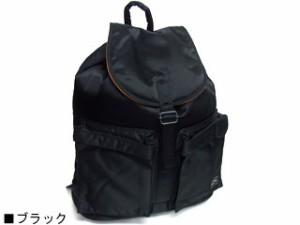 ポーター 吉田カバン TANKER タンカー フラップリュックサック(L) ブラック 622-09312 送料無料