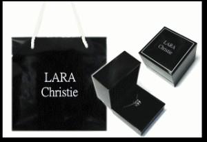 ペアネックレス シルバー セット シンプル人気ブランド LARA Christie エタニティーペアネックレスp471-p 19,440円