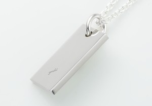 ペアネックレス シルバー 刻印 カジュアル セット シンプル カップル 人気 送料無料 セミオーダー 001N-K/18,792円