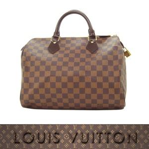 【新品】ルイヴィトン ダミエ スピーディ30 ミニボストン ハンドバッグ N41531【LOUIS VUITTON】