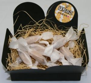 はちのこモゾモゾ♪塩プチキャラメル 10個入 はちみつポーション付き♪【冷蔵発送】 お菓子 おもしろ 蜂の子 プレゼント