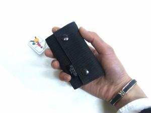今なら送料0円で大サービス♪ ポーター 吉田カバン SMOKY スモーキー キーケース 592-06334 ブラック 送料無料