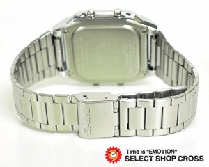 カシオ CASIO 腕時計 データバンク DATA BANK 海外モデル DB-360-1ADF シルバー 銀