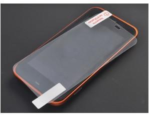 IS03用 液晶保護シール  auスマートフォン アンドロイド携帯 IS03用   保護フィルム (WM-470-01)