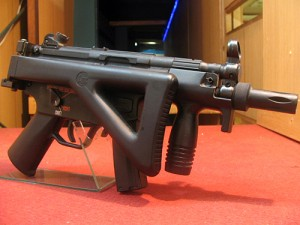 【モケイパドック】 電動ガン MP5K A4PDW (A01)【to-505】