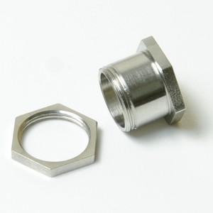 メール便 送料無料/フレッシュトンネル 六角形 2GA(6mm) サージカルステンレス【ボディピアス/ボディーピアス/ヘキサゴン】 ┃