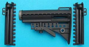 GP915B AEG Mod バットストック BK