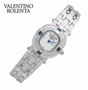 バレンチノロレンタ VALENTINO ROLENTA 腕時計 レディースウォッチ 天然サファイア オーバルタイプ VR110-SL