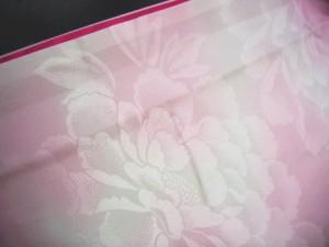 即使♪こだわり一杯振袖成人式用お仕立上がり長襦袢薄ピンク