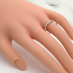 結婚指輪 ペアリング 2本セット マリッジリング ホワイトゴールドK18 18金 送料無料