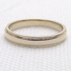 シンプル デザインリング 10金 指輪 ピンキーリング イエローゴールドK10 レディース 送料無料