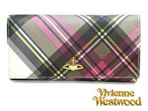 Vivienne Westwood ヴィヴィアン ウエストウッド 長財布 1032VX DERBY EXIBITION☆48%OFF!送料無料♪【md2012f】【fs2012f】