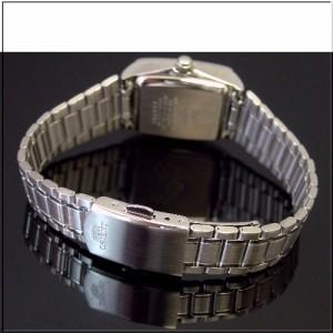 【オリエント/ORIENT】レディース腕時計 自動巻 ブラック文字盤 メタルベルト サイクルカレンダー URL033NQ