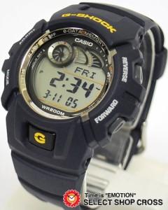 CASIO カシオ G-SHOCK Gショック メンズ 腕時計 テレメモ・デュアルタイム機能 G-2900F-2V ネイビー