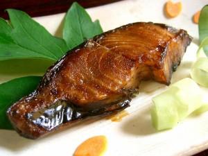 銀鱈(ぎんだら)の醤油漬 (1切)/切り身/漬魚/おかず