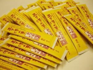 あさ漬の素 かつお風味/4g×50本/700円/かね七/あさ漬け/漬けもの/きゅうり漬け/朝食/おかず/簡単/便利/お得/かね七