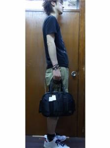 ポーター 吉田カバン TANKER タンカー ボストンバッグ(S) 622-06997 ブラック 送料無料