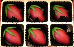 甘酢っぱい恋の味♪ キャラとま 【冷蔵発送】 【キャラメル お菓子 スイーツ おもしろ トマト プレゼント 贈り物 贈物】