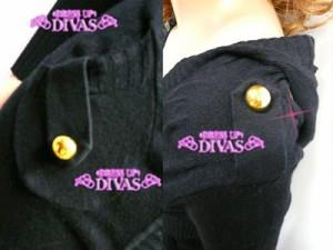 PinkPrincess★ロングターム使用可!フード付ストレッチセクシーリブニットワンピース★高級薄手ニット★人気のバックスピンドル