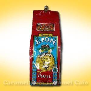 【大容量】ライオンコーヒー豆CAFEHAWAII793gハワイコナコーヒー
