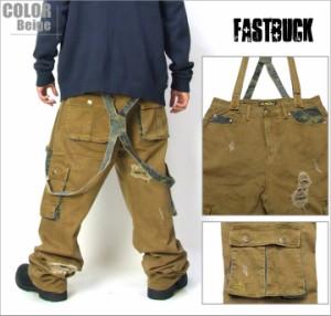 FAST BUCK(ファストバック)カーゴパンツ(B系 ファッション メンズ ヒップホップ ストリート系 ファッション HIPHOP 送料無料