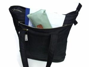 ポーター 吉田カバン SMOKY スモーキー 縦型トートバッグ(L) 592-06578 ブラック 送料無料
