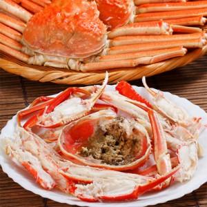 【北海道ギフト】吟醸海鮮 浪の舞【大漁 2.8kg】タラバ 毛蟹 ズワイ 干物 いくら などの セットです【送料無料】北海道産 毛蟹 福袋