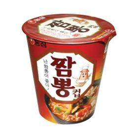 農心 イカチャンポンカップ(67g) ★韓国食品市場★韓国食材/ 韓国ラーメン/ イカ/ チャンポン