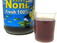 マウナノニ フレッシュ100%  300ml 【Noni/有機JAS認定/ハワイ産ノニ】