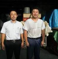 【化】麦焼酎 長期黒由布岳 1.8L 安心・安全・熟成 樫樽貯蔵
