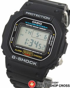 カシオ Gショック G-SHOCK 腕時計 メンズ 海外モデル DW-5600E-1 ブラック