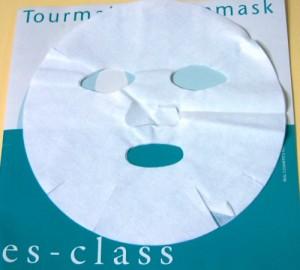 エスクラストルマリン フェイスマスク 20枚●新陳代謝を活発にします。